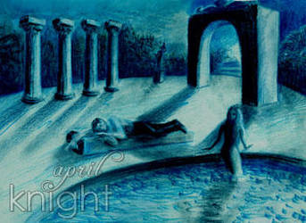 Mermaid by AprilKnight