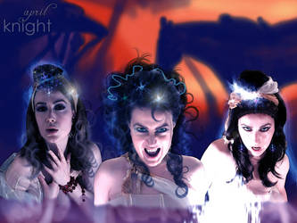 Brides of Dracula by AprilKnight