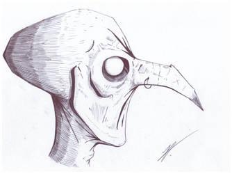 Bird by StWillem
