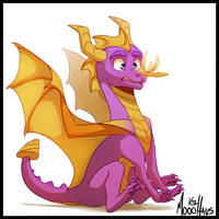 Spyro? by Mooohaus