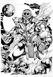 Thanos by thsiehart
