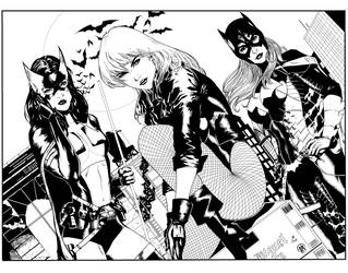 The Birds Of Prey By Ace Continuado-d6wrkpl by thsiehart