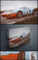 Ford GT40 : Le Mans Legends by SingleHandedStudio