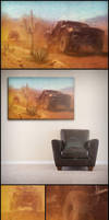 Big Time Baja : Landscapes by SingleHandedStudio