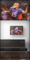 Tim Tebow : Aberrant Athletes by SingleHandedStudio