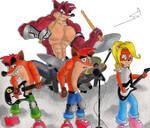 rock bandicoot by DSA09