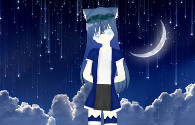 EclipseTimberWolf by Moonlight136866draws