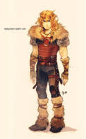 Male!Astrid by MabyMin