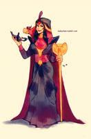 Fem!Jafar by MabyMin