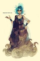 Fem!Hades by MabyMin