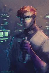 Dexter by MabyMin