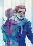 Thank you so much, Mr. Stark by MabyMin