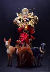 Queen by ojadano