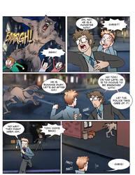 Werewolf Au Page 64 by theperfectbromance