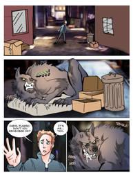 Werewolf Au Page 65 by theperfectbromance