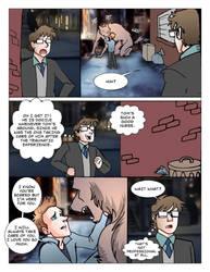 Werewolf Au Page 67 by theperfectbromance