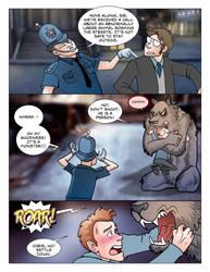 Werewolf Au Page 68 by theperfectbromance