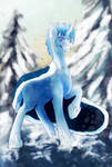 Frost King Commission by Princess-Skye