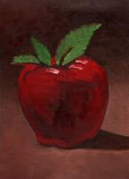apple by paper-Panda