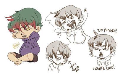 I drew Von Again! by applehead302