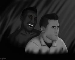 Darkiplier by leonsmommy