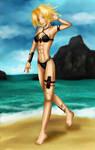 Sexy Alacrity Commission by Bastet-sama