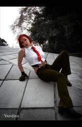 Vanessa Cosplay by Bastet-sama
