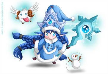 Lulu - League of Legends by Bastet-sama