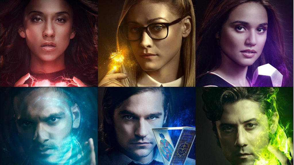 The Magicians 8 by Princetongirl246