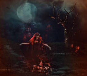 witching hour by HayleyGuinevere