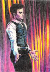 Chris Colfer - Glee Live by ThePotatoStabber
