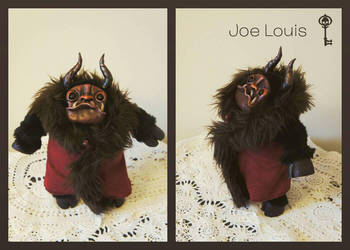 Joe Louis the Krampug  by SkeletalKey