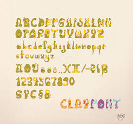 Clayfont by Themrock