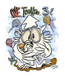 Owltober - Tootsie Pop by Themrock