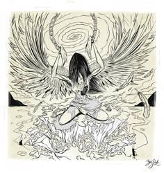 Fallen Angel by Themrock