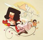 Steven Universe by Themrock