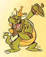 King Koopa by Themrock