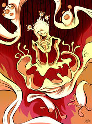 Monizrak - God of Decomposition by Themrock