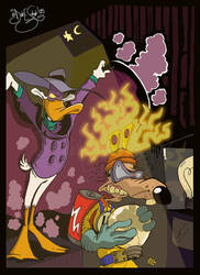Darkwing Duck by Themrock