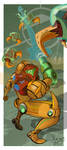 Metroid by Themrock