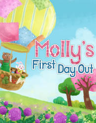 Molly First Day Out by artforchildren