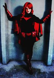 Realistic DC 2(Batwoman) by SharonQuinn