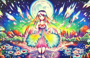 Moonlight glow by oo-liquidblue-oo
