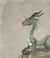 cute dragon by Jump-Button