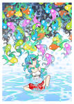 Sky Fish by Jump-Button