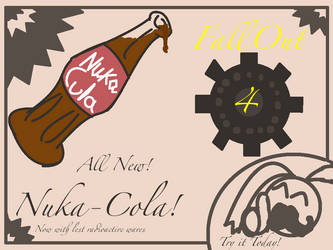 Nuka-Cola Ad (Fallout 4) by atomicboo131