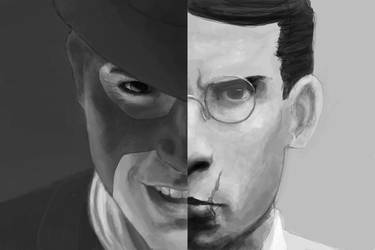 TF2rp Clark and Asher by Ekki