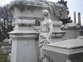 Laurel Hill Cemetery 1 by dendem