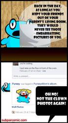 Subpar Comic: Facebook by dendem