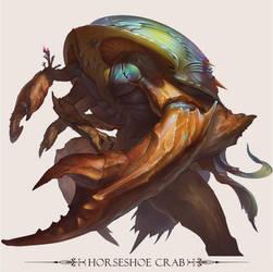 Horseshoe crab by yuchenghong